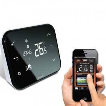 rolul termostatului de ambient. Poza 25