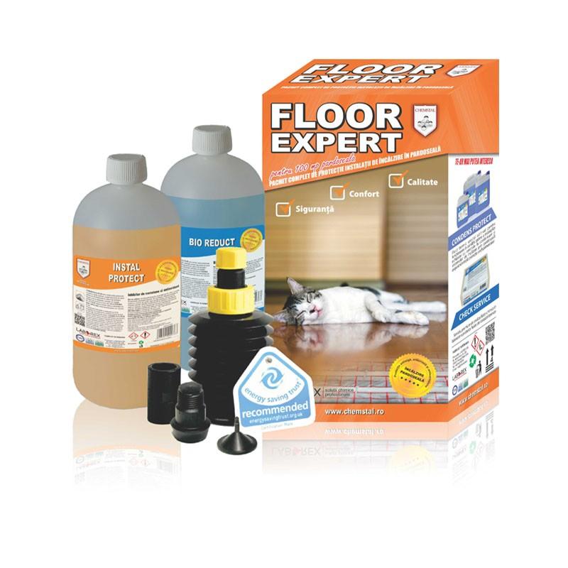 Poza Pachet intretinere instalatie incalzire in pardoseala Floor Expert. Poza 8174