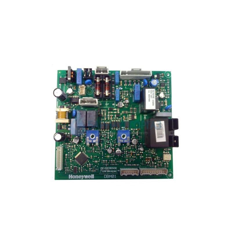 Poza Placa electronica centrala termica Ferroli Domiproject C 24, F24 si F32. Poza 8229