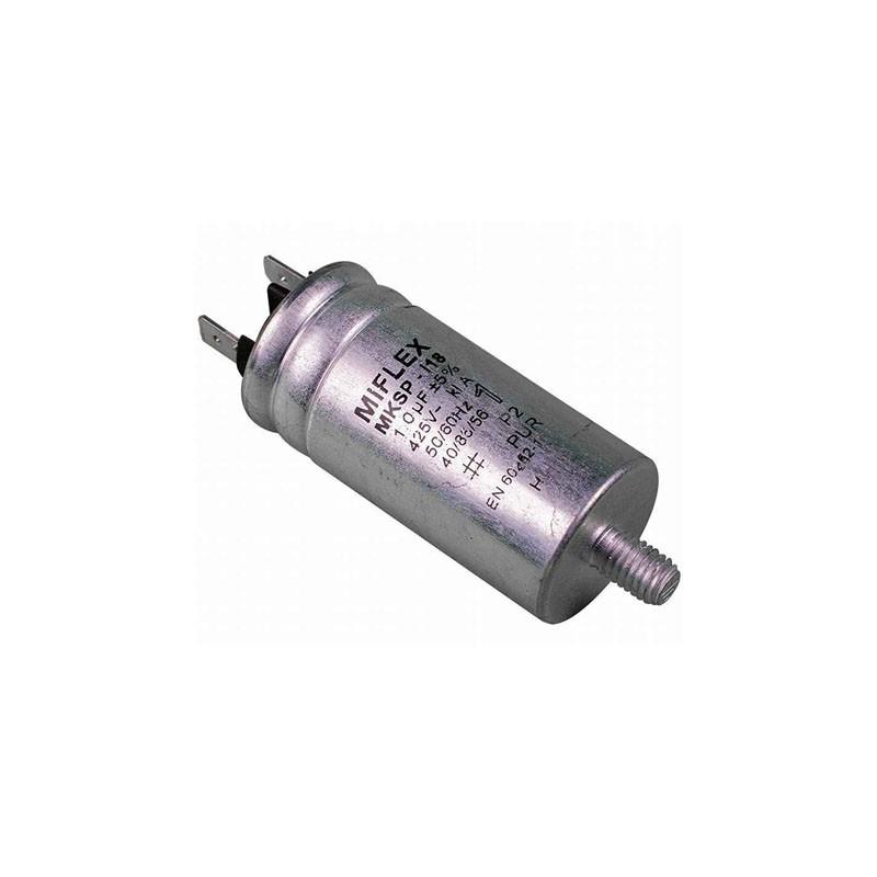 Poza Condensator pentru ventilatorul FCJ4C52 S centrala pe lemne Ferroli DP 25 si 35 kw. Poza 8340