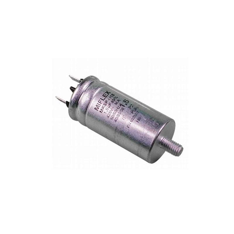 Poza Condensator pentru ventilatorul FCJ4C82 S centrala pe lemne Ferroli DP 45. Poza 8345