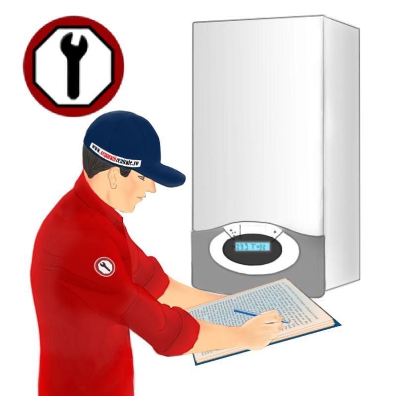 Poza Punere in functiune si autorizare functionare pentru centrale termice murale pana in 35 KW. Poza 8365