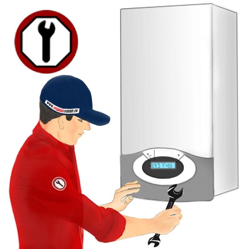 Poza Montaj service autorizat Ferroli pentru piese de schimb centrale termice. Poza 8374