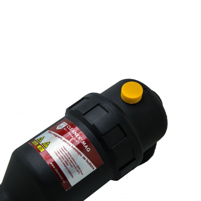 """Poza Filtru antimagnetita Cleanex MAG HF1 3/4"""". Poza 8184"""