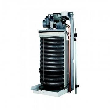 Poza Structura interna centrala termica in condensare Ferroli Energy Top WF