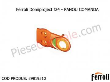 Poza Panou comanda centrala termica Ferroli Domiproject