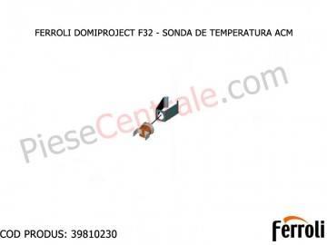 Poza Senzor temperatura apa calda centrale termice Ferroli Domiproject, Fereasy, Domicompact, Divatech, Divatop