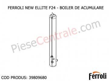 Poza Corp boiler centrala termica Ferroli New Elite F 24
