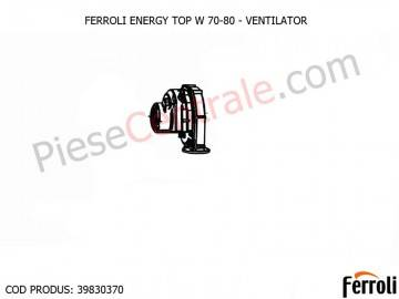 Poza Ventilator centrale termice Ferroli Energy Top W 70-80