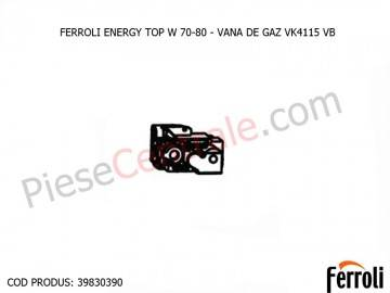 Poza Vana de gaz VK4115 VB centrale termice Ferroli Energy Top W 70-80
