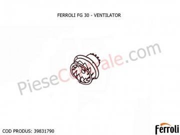 Poza Ventilator pentru centrala pe lemne Ferroli FG