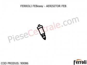 Poza Aerisitor centrala electrica Ferroli Febeasy 08