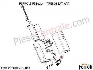 Poza Presostat apa centrala electrica Ferroli Febeasy 08