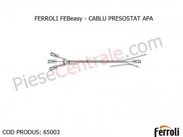 Poza Cablu presostat apa centrala electrica Ferroli Febeasy 08