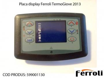 Poza Placa display Ferroli TermoGiove 2013