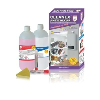 Poza Pachet de curatare pentru centrale termice murale Cleanex Anticalcar. Poza 8177